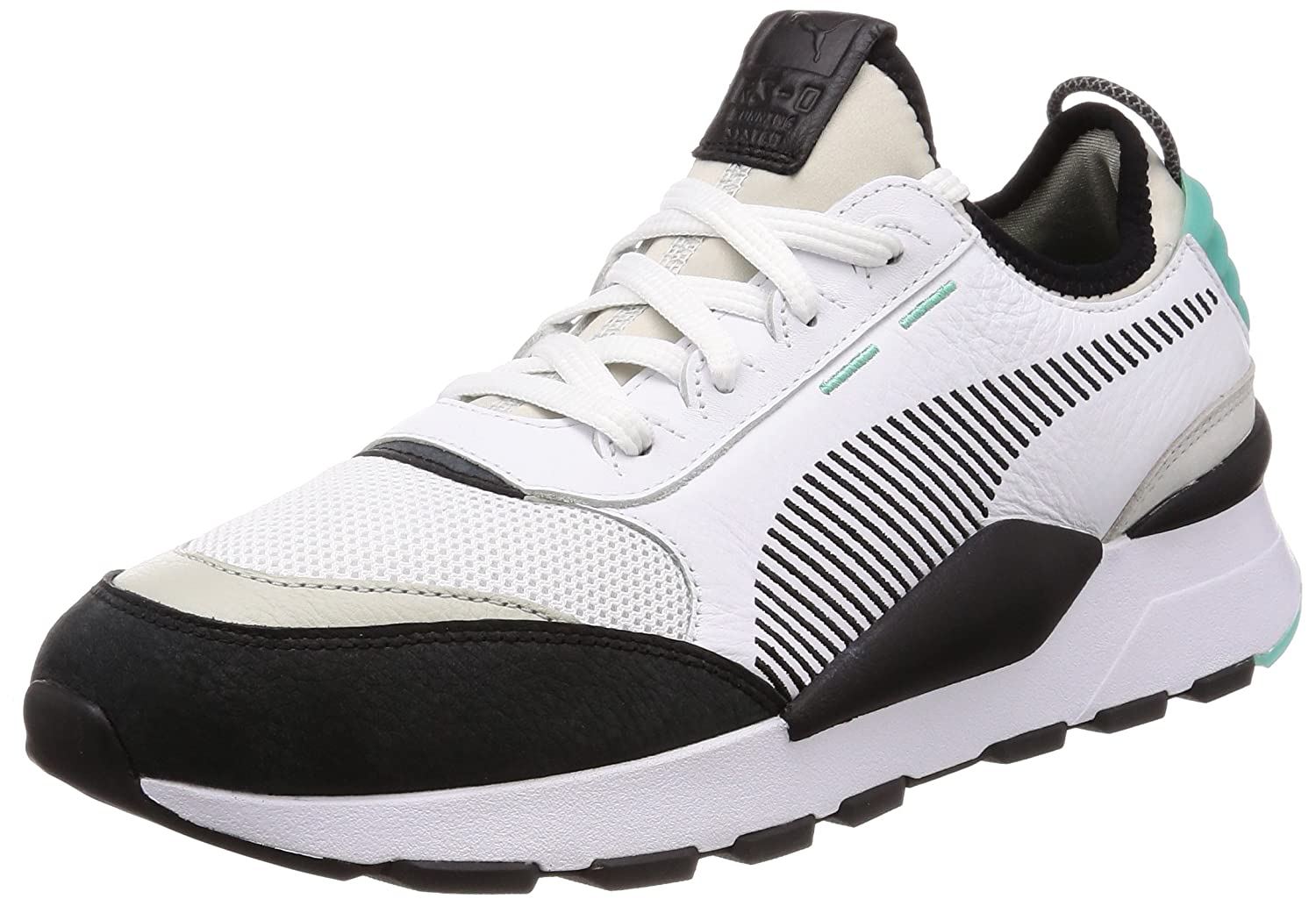 Puma U RS-0 RE Invention Weiß schwarz