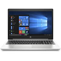 "HP-PC ProBook 450 G6 Notebook PC, Windows 10 Pro 64, Intel Core i7-8565U, 16 GB DDR4, HDD da 1 TB e SSD da 512 GB, Display IPS 15.6"" Antiriflesso FHD, NVIDIA GeForce MX130, Argento"