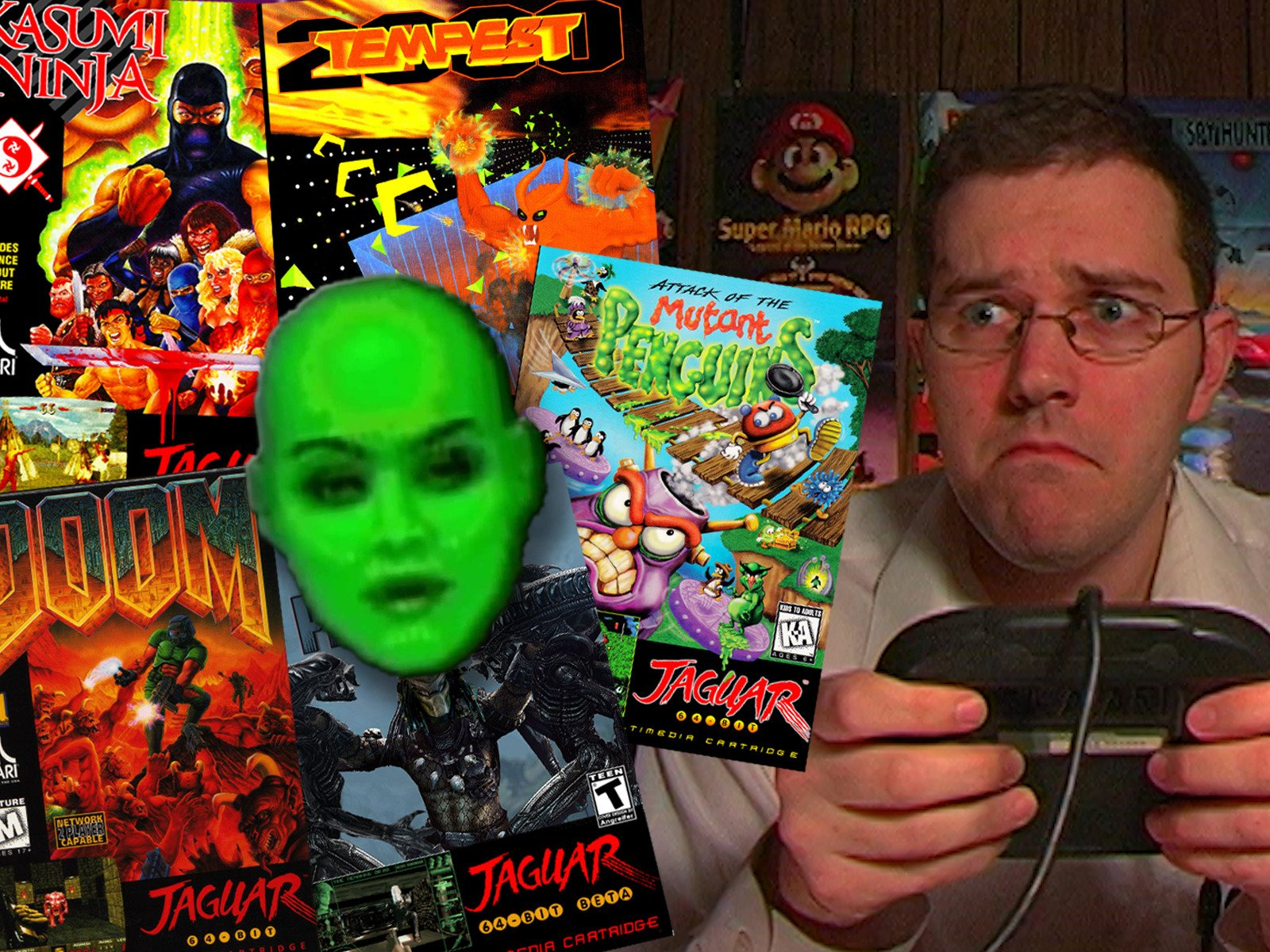 Amazon.com: Watch Angry Video Game Nerd   Prime Video