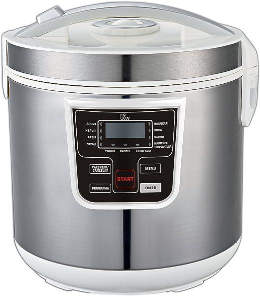 MyWave T1206 Robot de cocina multi función, capacidad 5 l, 700 W ...