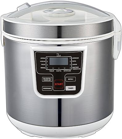 MyWave T1206 Robot de cocina multi función, capacidad 5 l, 700 W: Amazon.es: Hogar