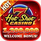 #8: Hot Shot Casino Slots™ - NEW!
