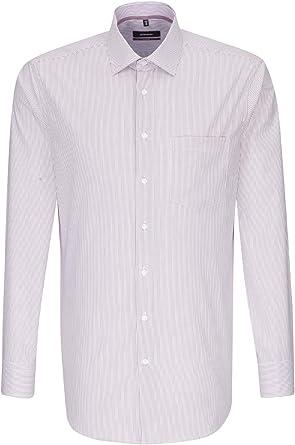 Seidensticker - Camisa formal - Rayas - Clásico - para hombre ...