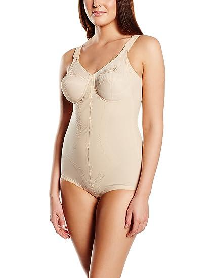 Womens Kzg Korselett, 2858 Bodysuit Playtex