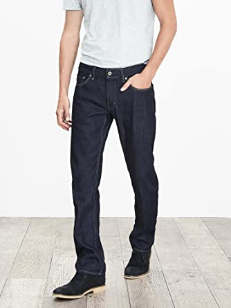 c141a4fe Banana Republic Mens Vintage Straight Resin Jean Size 44W 32L at ...