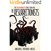 The Resurrectionists (The Salem Hawley Series Book 1) book cover