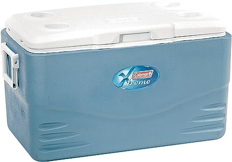 Coleman nevera portátil tipo Xtreme 52QT, contenido 49 Liter, 70 x ...