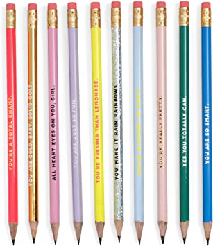 CAN YOU NOT Pencil Funny Unique Pencil Motivational Office Supplies