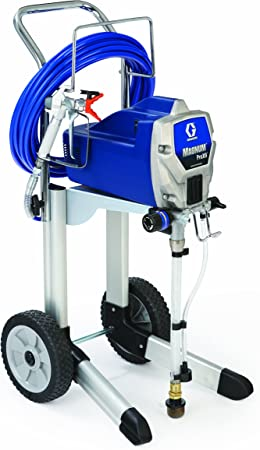 Graco Magnum 261820 Prox9 Hi Boy Cart Airless Paint Sprayer