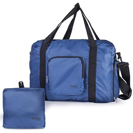 8cfc148c2dff Boxiki Travel Compact Duffel Bag – Large Duffel Bag for Women and ...