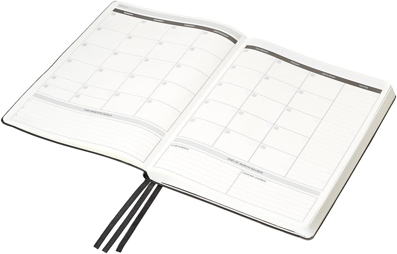 Copertina morbida Planner giornaliero e diario Basics 21.6 x 28 cm