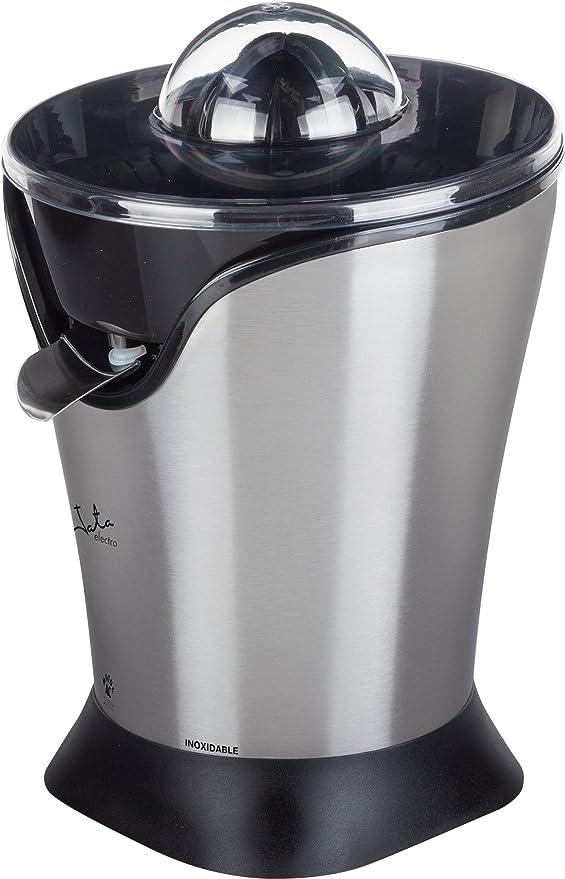 Jata EX544 Exprimidor Cuerpo 90 W, 1 Liter, 0 Decibeles, Acero Inoxidable, plástico, Negro: Amazon.es: Hogar