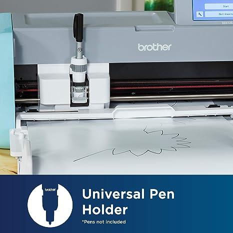Brother ScanNCut - Soporte universal para bolígrafos (compatible con bolígrafos y bolígrafos ScanNCut, 9,6 - 11,4 mm): Amazon.es: Hogar