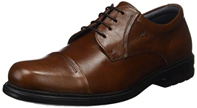 Fluchos Simon, Derbys Homme, Marron (Natural Libano Libano), 40 EU