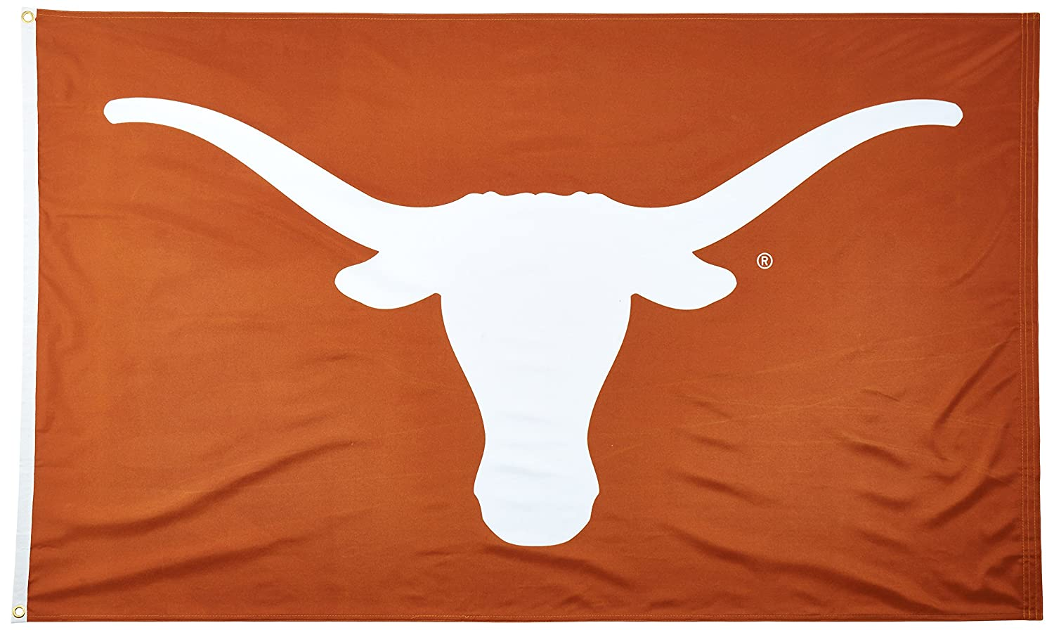 WinCraft NCAA University of Texas 02119115 Deluxe Flag 3 x 5