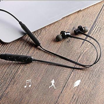 AWEI Auriculares Bluetooth Headset G20BL Auriculares Deportivos magnéticos 4.2 Auriculares intrauditivos inalámbricos Dobles