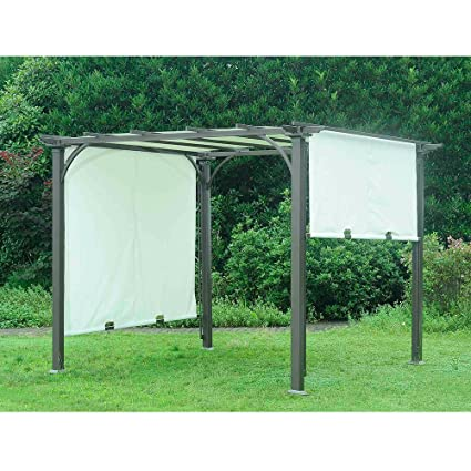 Image Unavailable - Amazon.com : Sunjoy Replacement Canopy For 8x8ft Adjustable Sh Ade