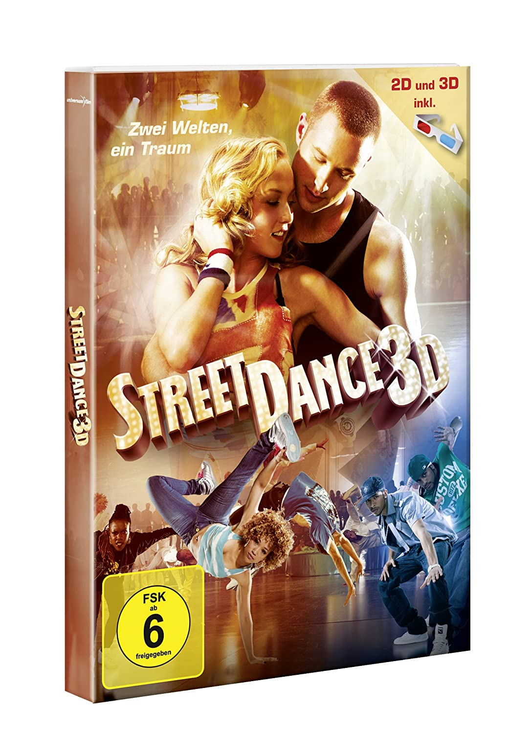 StreetDance 3D [2 DVDs]: Amazon.de: Nichola Burley, Richard Winsor ...