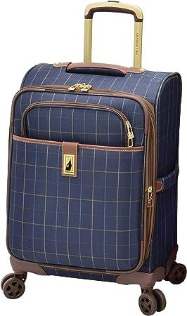 LONDON FOG Kensington II Softside Expandable Luggage