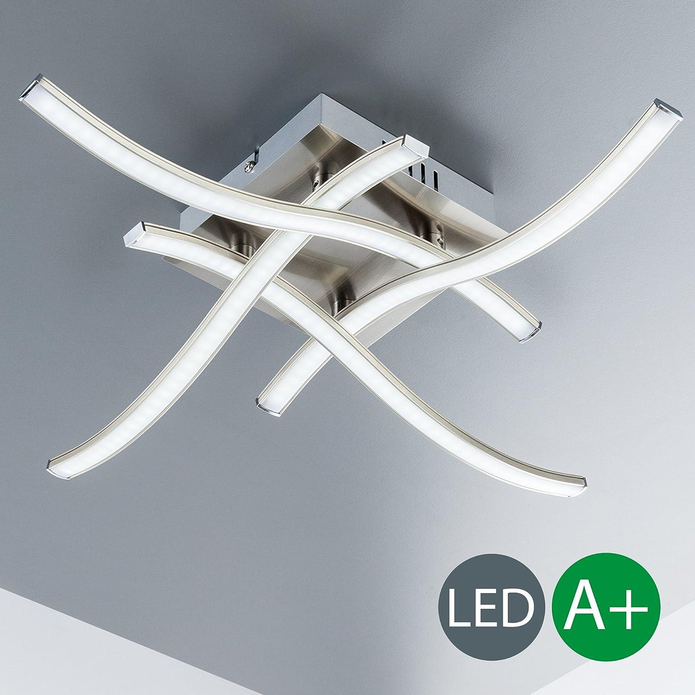 Led Deckenleuchte Deckenlampe Deckenleuchte Leuchte Deckenlampe ... Wohnzimmer Deckenlampen Design