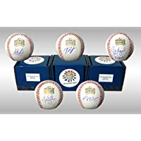 $78 » Chicago Cubs Signed Mystery Box 2016 World Series Baseball - 2016 World Champions Edition Series 4 (Limited to 108)