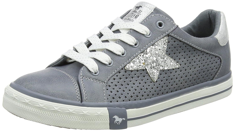 Mustang Damen Blau 1146-309-875 Sneaker Blau Damen (Sky) 4c25d1