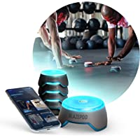 BlazePod Flash Reflex and Reaction Training LED Light Pods to Improve Reaction Time, Fitness, Speed and Agility - for…