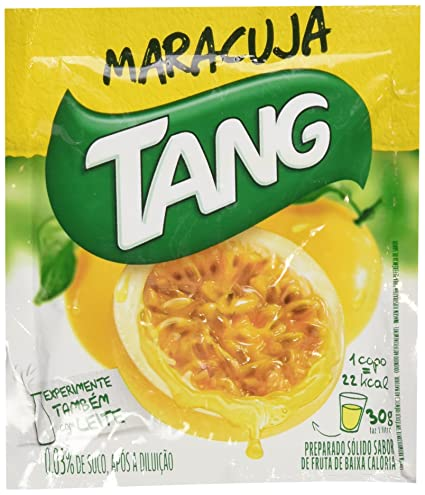 Amazon.com : Tang Maracuja (Passion Fruit) pack of 5(each-30g) : Grocery & Gourmet Food