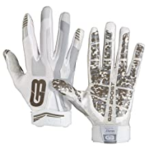 Grip Boost Stealth Football Gloves
