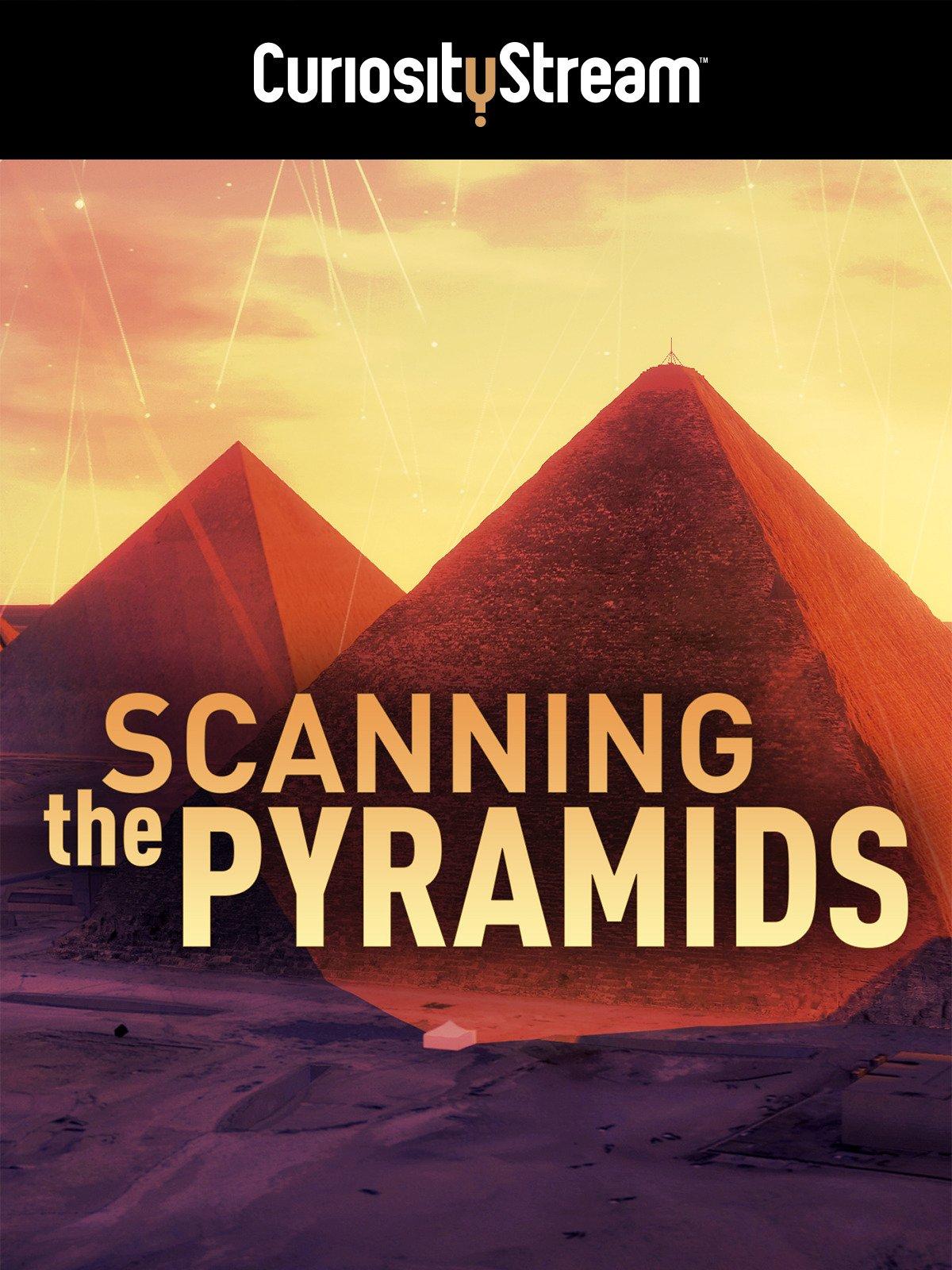 Watch Supernatural Secrets of the Pyramids   Prime Video