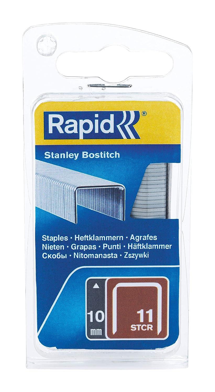 Grapas para Black and Decker 1120 unidades Rapid 40109550 Tipo 970//8 mm