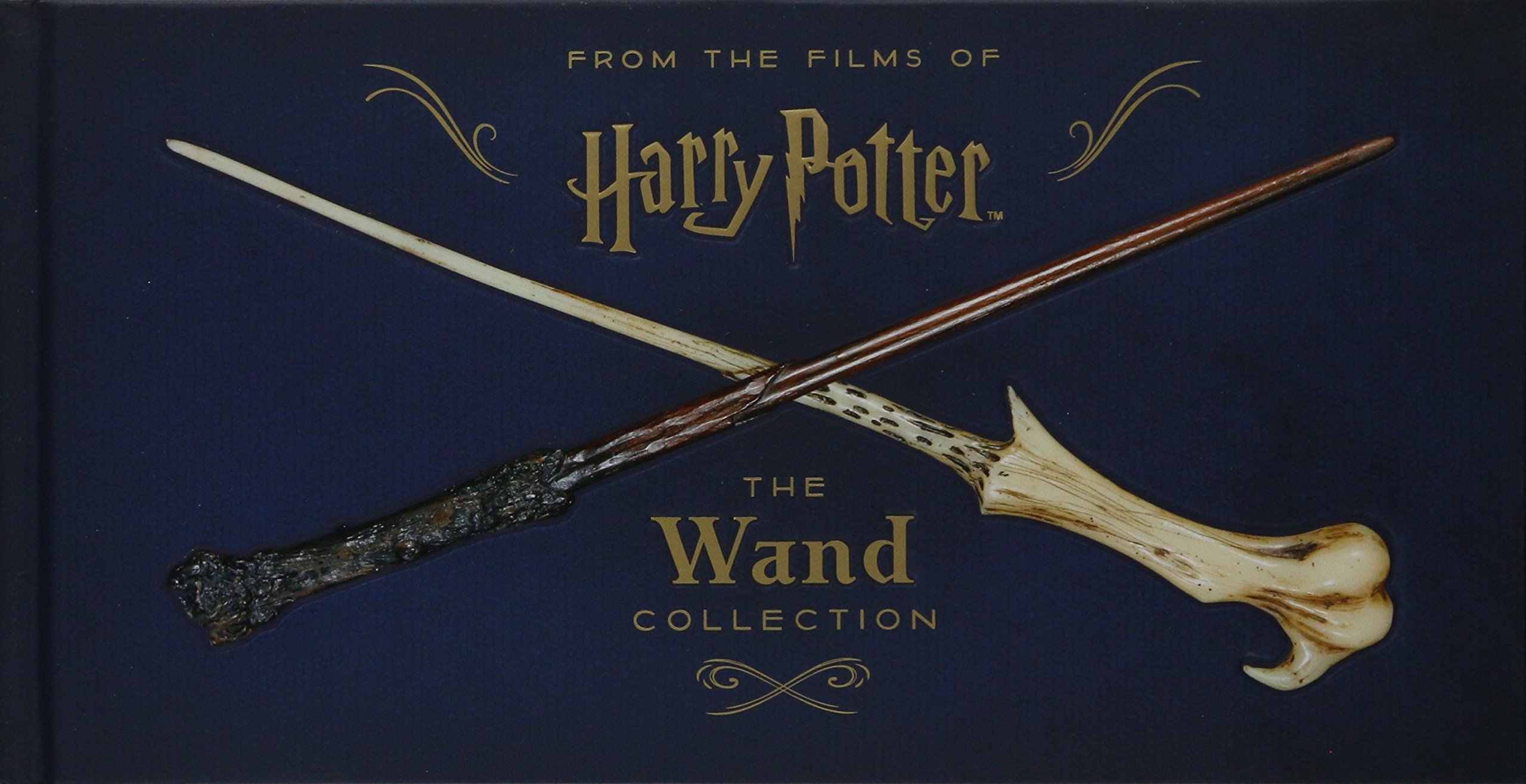 Harry Potter The Wand Collection Book Monique Peterson