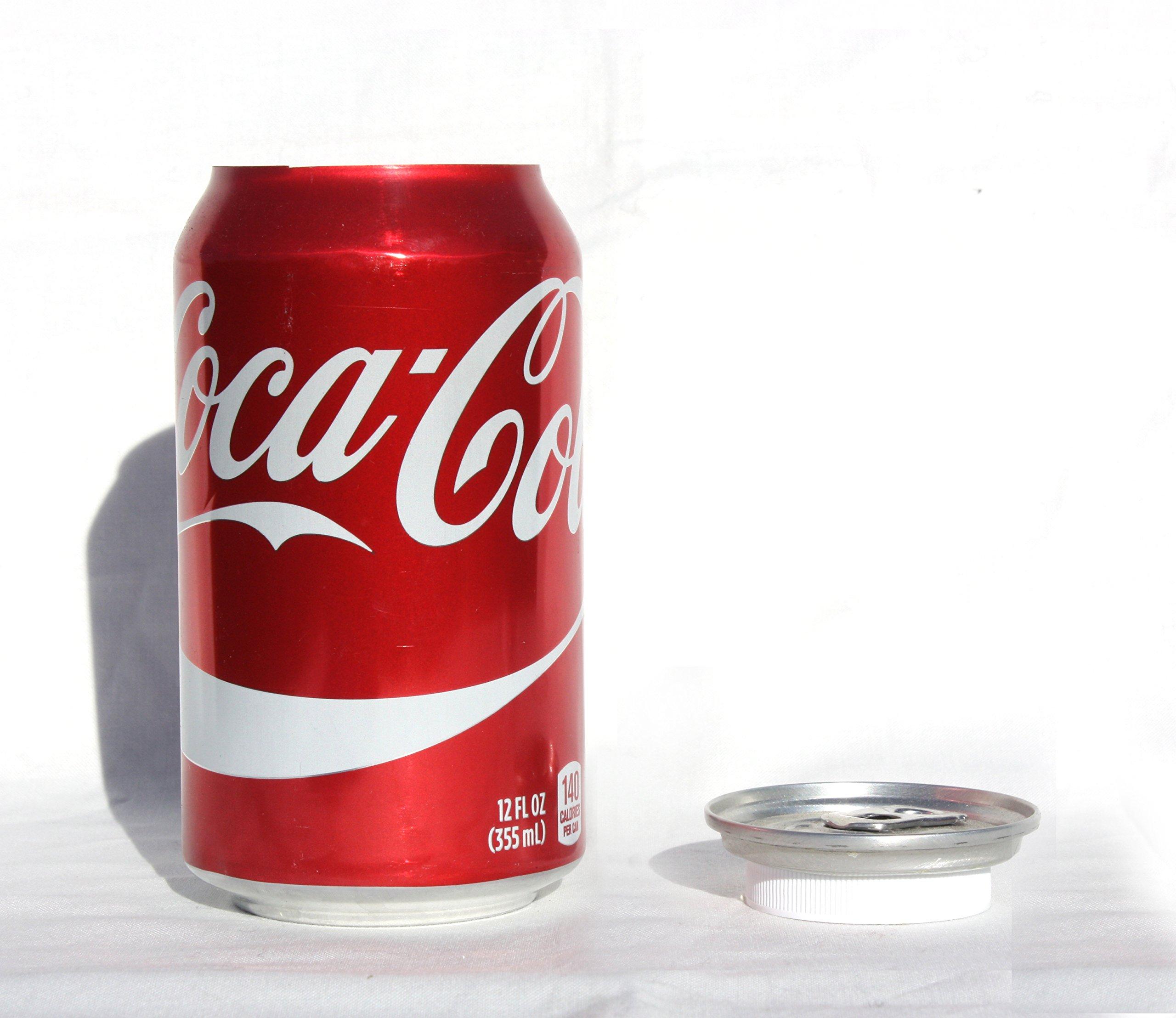 Coke COCA COLA SODA CAN 12oz Diversion Safe STASH Secret Hidden Storage