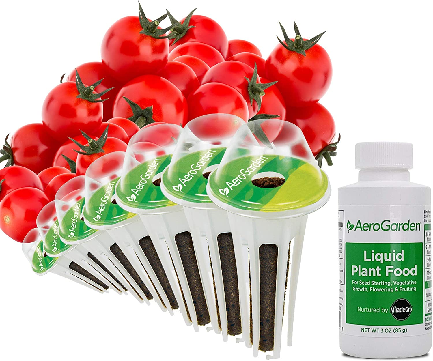 AeroGarden Red Heirloom Cherry Tomato Seed Pod Kit