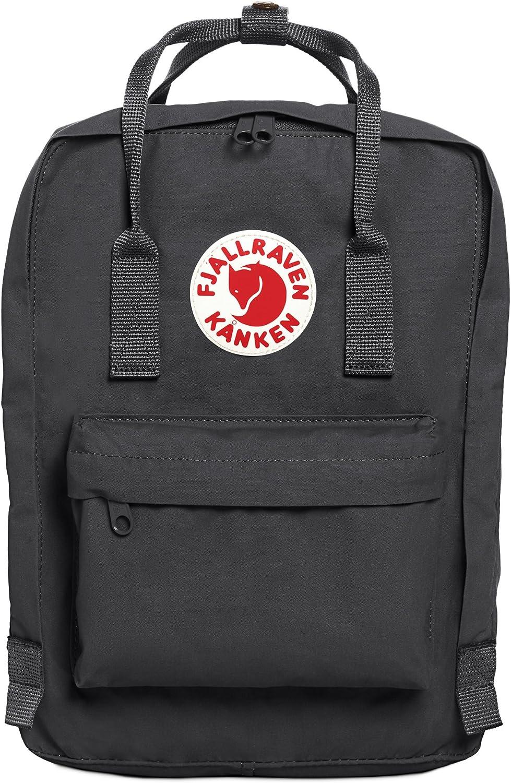 """Fjallraven, Kanken Laptop 13"""" Backpack for Everyday, Super Grey"""