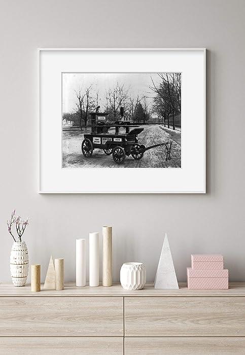 INFINITE PHOTOGRAPHS Photo: First fire Engine of Hempstead,NY,Nassau County,1832