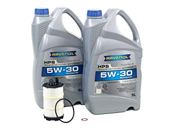 Amazon.com: Blau j1 a5078-c Audi Rs5 Kit de cambio de aceite ...