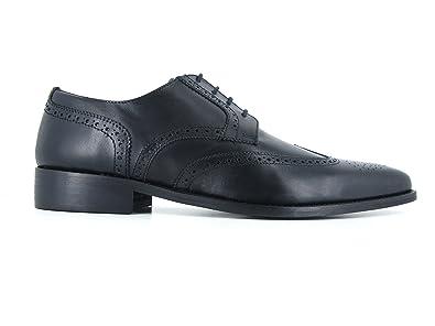 J.BRADFORD Chaussures Derby JB-A7-10 Noir - Couleur - Noir jfI68xm