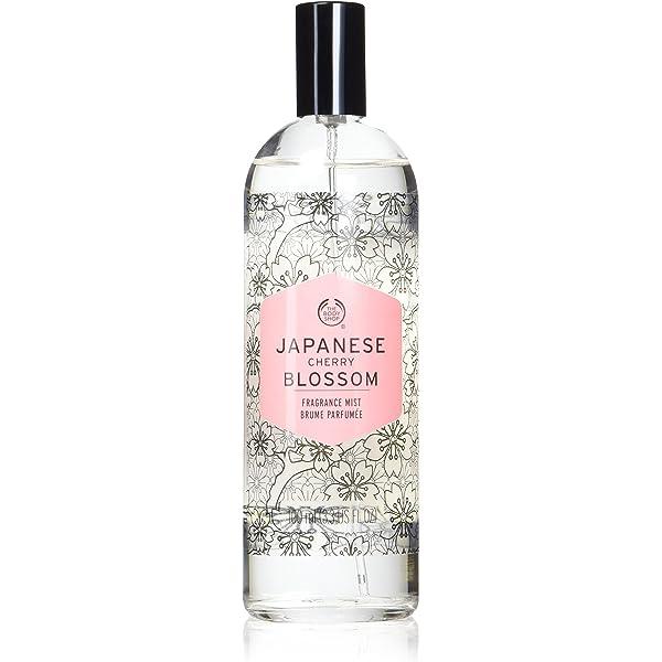 The Body Shop flor de cerezo japonés en spray para la Mujer