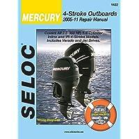2005-2011 Sierra 18-01422 Mercury 4-Stroke Outboard Repair Manual