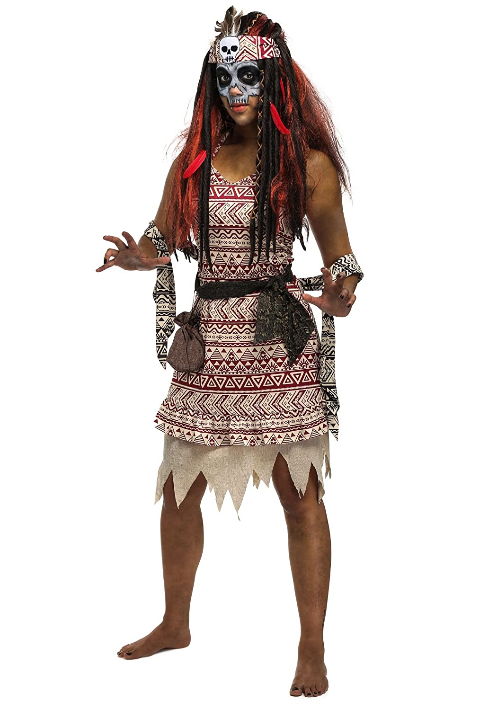 el mejor servicio post-venta Voodoo Witch Women's Fancy Fancy Fancy dress costume X-Large  más descuento