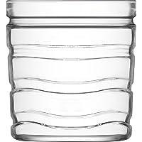 LAV Vitalis Meşrubat Bardağı, Cam, 6 Adet