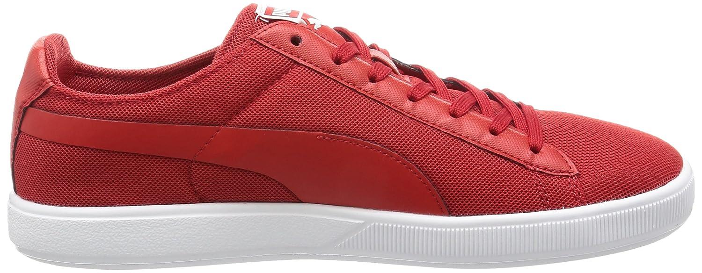 Puma 364738 01 - Zapatillas de Material Sintético para Hombre Rojo Size: 37.5 CbZTzk60U