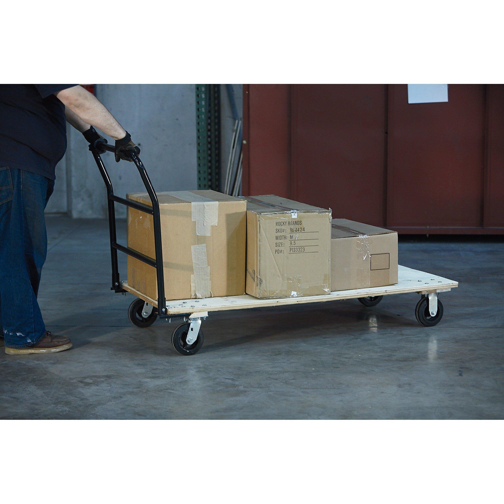 Ironton''Build Your Own Cart'' Kit