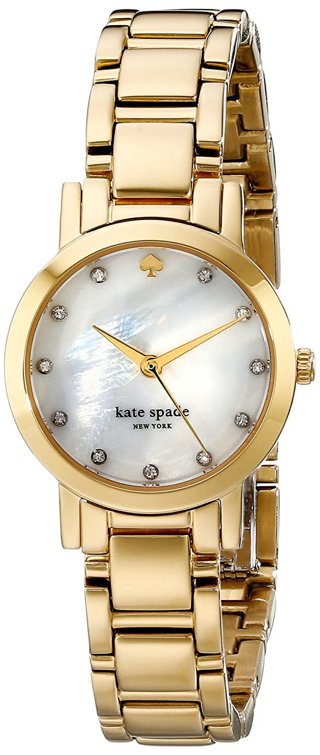 Kate Spade Alt?n tonlu 1YRU0145 Gramercy Mutter Bayanlar ?zle Pearl Spaten Wahlschalter Mini Kate in
