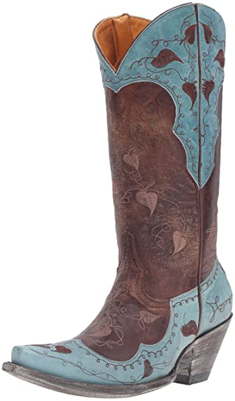 Women's Hearth Leaves Western Boot