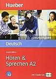 Horen & sprechen. A2. Con 2 CD Audio. Per le Scuole superiori