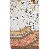 Bassetti 9226320 Fong Granfoulard, Telo Arredo, Cotone, Multicolore, 180x 270x 1cm