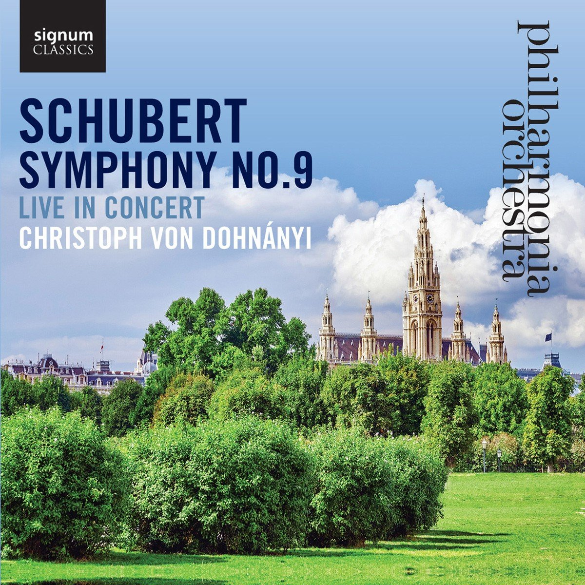 Schubert: Symphony No. 9, Live at Royal Festival Hall