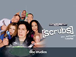 Scrubs  - Staffel 1